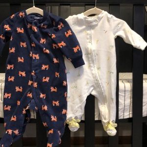 Cute cozy baby outfits